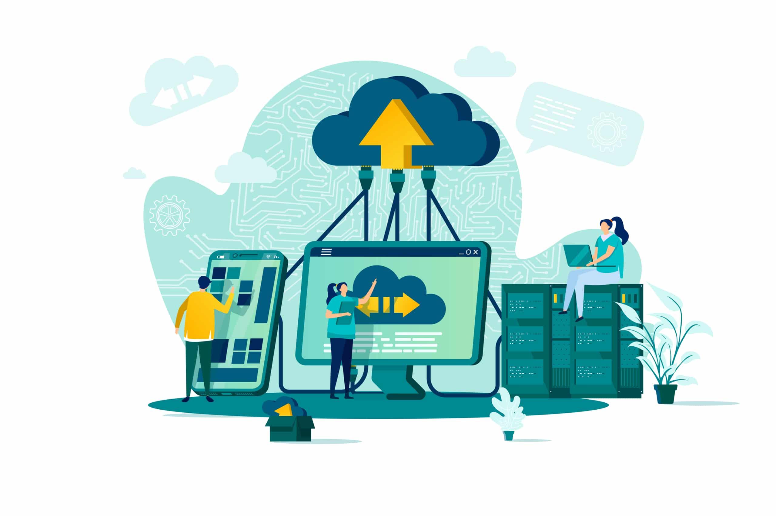 Hosting webshop Oost-Vlaanderen